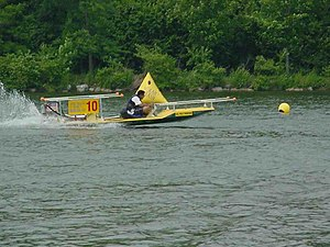 Solar power in New York - Solar Splash, a solar powered boat race