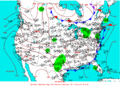 2003-06-05 Surface Weather Map NOAA.png