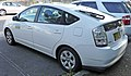 2003-2008 Toyota Prius (NHW20R) liftback (NSW Department of Environment and Climate Change) 01.jpg