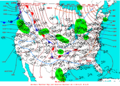 2004-01-29 Surface Weather Map NOAA.png