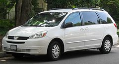 A Generacja Producent Toyota