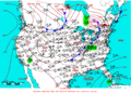2005-09-20 Surface Weather Map NOAA.png