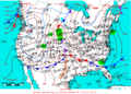 2006-04-18 Surface Weather Map NOAA.png