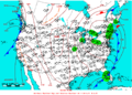 2006-05-16 Surface Weather Map NOAA.png