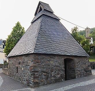 Bakehouse (building) - Image: 2007 05 18 Backhaus, Goennern, IMG 8134