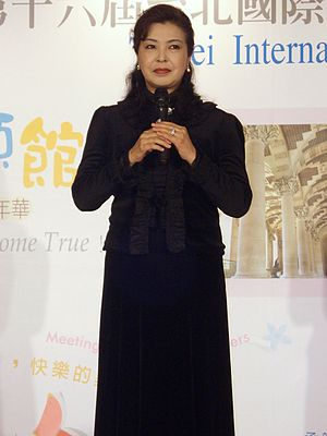 Riyoko Ikeda - Riyoko Ikeda at 2008 Taipei International Book Exhibition