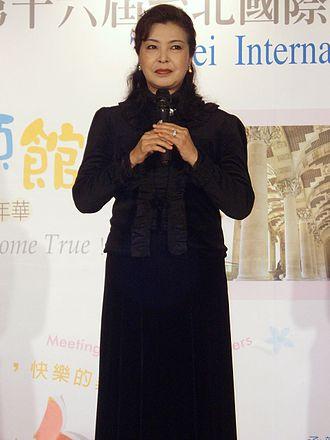Riyoko Ikeda - Riyoko Ikeda at 2008 Taipei International Book Exhibition