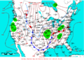 2009-04-10 Surface Weather Map NOAA.png