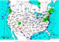 2009-04-11 Surface Weather Map NOAA.png