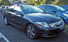 https://upload.wikimedia.org/wikipedia/commons/thumb/1/1d/2009-2010_Lexus_GS_450h_%28GWS191R%29_sedan_01.jpg/220px-2009-2010_Lexus_GS_450h_%28GWS191R%29_sedan_01.jpg