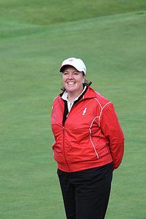Meg Mallon American professional golfer