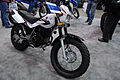 2010 Yamaha TW200 at the 2009 Seattle International Motorcycle Show 1.jpg