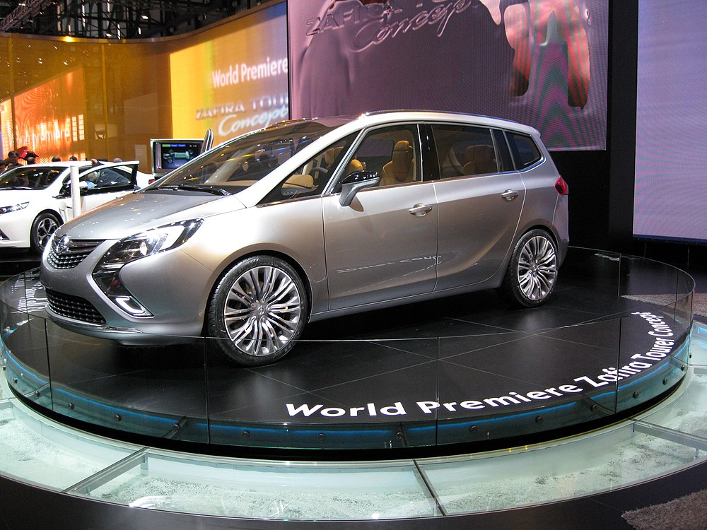 Opel Zafira Eanswers