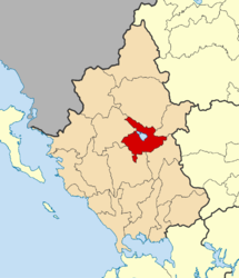 Ioannina Greece Map.Ioannina Wikipedia
