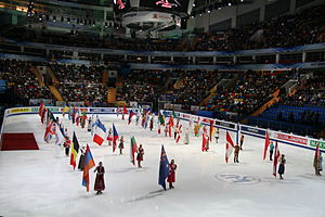 2011 World Figure Skating Championships - Opening ceremony