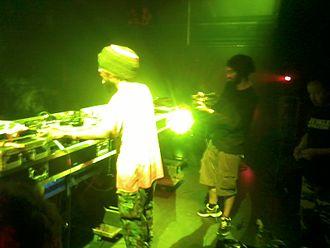 Ragga jungle - 2013-10-13 Rebel MC