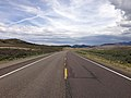 2014-08-11 14 44 59 View east along U.S. Route 50 about 58.8 miles east of the Eureka County line in White Pine County, Nevada.JPG