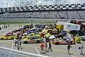 2014 Daytona Sprint Cup cars (14607583355).jpg