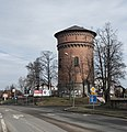 2014 Dzierżoniów, wieża ciśnien 01.JPG