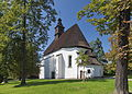 2014 Frydek-Mistek, Kościół św. Jodoka 07.jpg