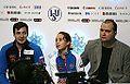 2014 ISU Junior Grand Prix Final Kamilla Gainetdinova Sergei Alexeev Stanislav Morozov IMG 2987.JPG