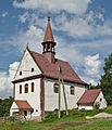 2014 Kościół św. Michała Archanioła w Siennej 05.JPG
