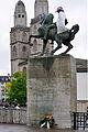 2014 Sechseläuten - Sechseläutenumzug - Zunft zur Kämbel - Waldmanndenkmal 2014-04-28 17-35-30.JPG