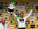 2015 Tour of Britain - winner King of the Mountains Peter Williams.JPG