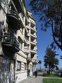 2016 Montevideo Rambla - edificio en Maldonado con Ciudadela.jpg