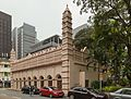 2016 Singapur, Chinatown, Ulica Telok Ayer, Nagore Durgha (01).jpg