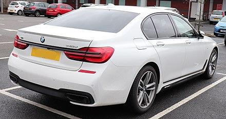 BMW 740d Short Wheelbase