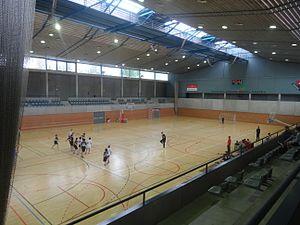 Pavelló de l'Espanya Industrial - Centre Esportiu Municipal l'Espanya Industrial