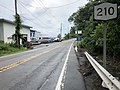 2018-07-25 16 09 47 View south at the south end of New York State Route 210 and the north end of Passaic County Route 511 (Lakeside Road), entering West Milford Township, Passaic County, New Jersey from Warwick, Orange County, New York.jpg