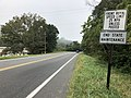 2018-08-31 08 52 23 View north along U.S. Route 522 (Remount Road) south of Criser Road in Front Royal, Warren County, Virginia.jpg