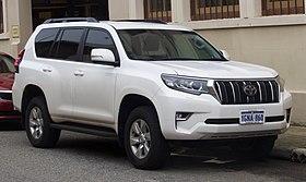 Toyota Prado Review >> Toyota Land Cruiser Prado Wikipedia