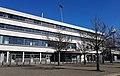 2019 Maastricht, Geusseltstadion, entree zuidzijde.jpg