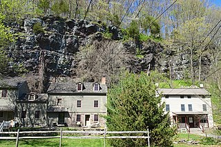 Raven Rock, New Jersey Unincorporated community in New Jersey, United States