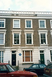 23 Fitzroy Road, London - Sylvia Plath - W.B. Yeats.jpg