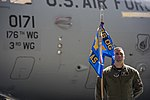 249th Airlift Squadron Welcomes New Commander (42444430355).jpg