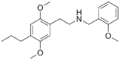25P-NBOMe structure.png