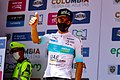 2 etapa Vuelta a Colombia 2020-Juan Rendon-Lider Sub23.jpg