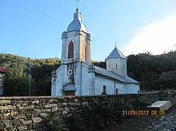 "3.Manastirea sarbeasca ""Sfantul Sava"" - sat Bazias.jpg"
