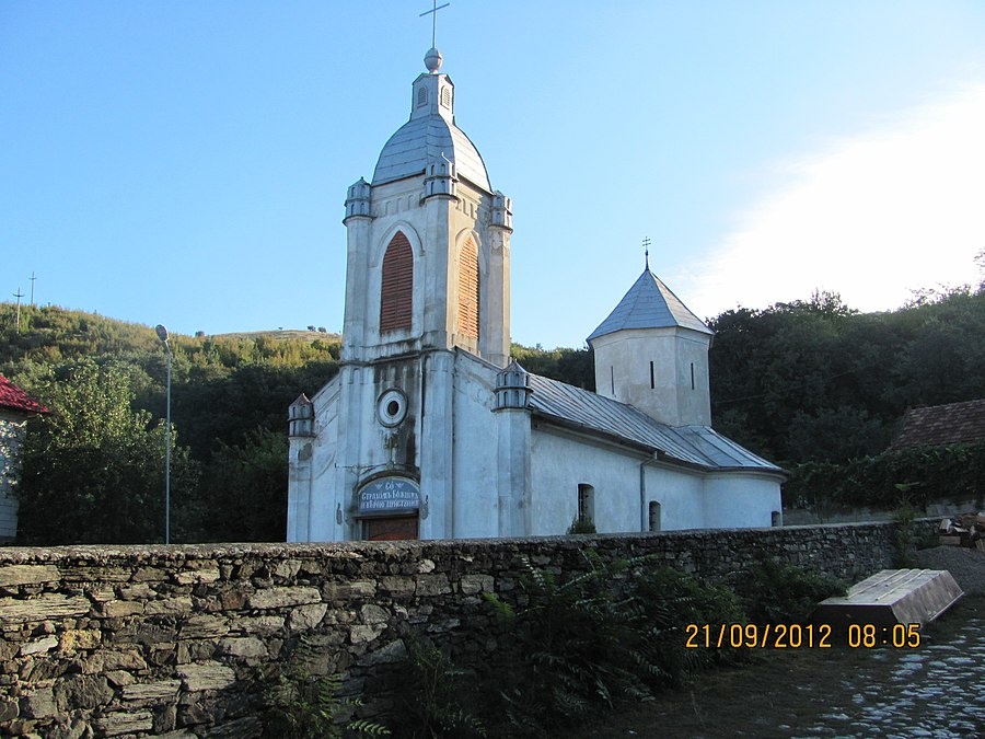 Bazjaš monastery