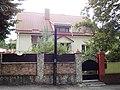 3. Меморіальна дошка на будинку, в якому знаходилась Військова Рада 13-ї армії; Рівне.JPG