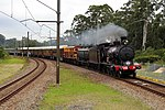 3265 and 4403 Steamfest support train.jpg