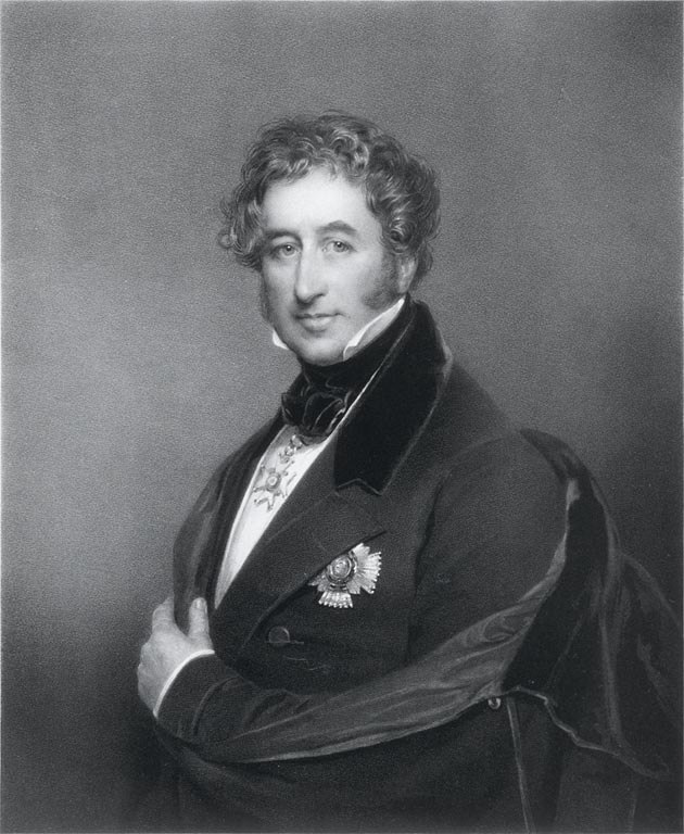 3rd Viscount Palmerston young