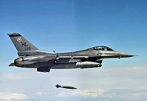 421st Fighter Squadron - Image: 421st Fighter Squadron General Dynamics F 16C Block 40G Fighting Falcon 89 2119