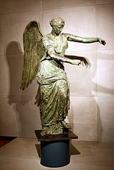Winged victory (Brescia)