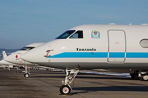 Tanzania Government Flight Agency