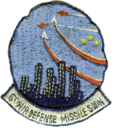 6th Air Defense Missile Squadron - ADC - Emblem.png